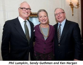 Blog 4 - Phil Lumpkin, Sandy Guthman and Ken Norgan