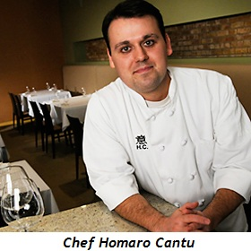 Blog 3 - Chef Homaro Cantu