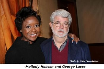 Blog 3 - Mellody Hobson and George Lucas