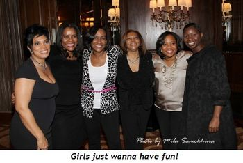 Blog 12 - Girls just wanna have fun!