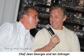 Blog 1 - Chef Jean Georges and Ian Schrager