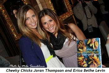 Blog 3 - Cheeky Chicks Joran Thompson and Erica Bethe Levin