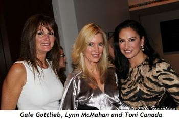 Blog 3 - Gale Gottlieb, Lynn McMahan and Toni Canada