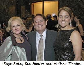 Blog 6 - Kaye Rahn, Don Hunter and Melissa Thodos