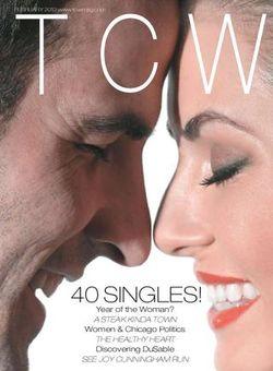 TCW Magazine cover