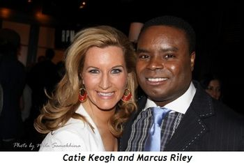 Blog 17 - Catie Keogh and Marcus Riley