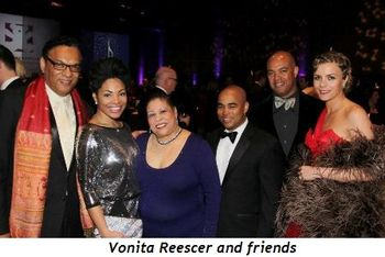 Blog 5 - Vonita Reescer and friends
