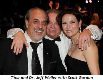 Blog 9 - Dr. Jeff Weller with Tina and Scott Gordon