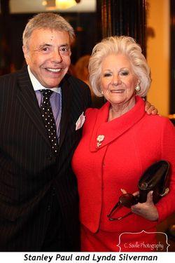 Blog 5 - Stanley Paul and Lynda Silverman