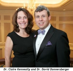 Blog 3 - Dr. Claire Kenneally, Dr. David Donnersberger