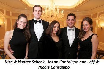 Blog 5 - Kira & Hunter Schenk, JoAnn Cantalupo, Jeff & Nicole Cantalupo
