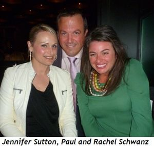 Blog 2 - Jennifer Sutton, Paul and Rachel Schwanz