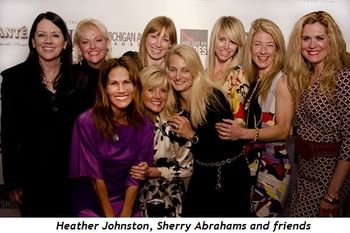 Blog 3 - Heather Johnston, Sherry Abrahams and friends