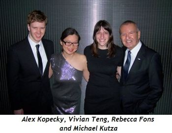 Blog 7 - Alex Kopecky, Vivian Teng, Rebecca Fons and Michael Kutza