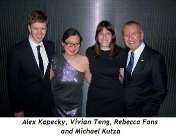 Blog 7 - Alex Kopecky, Vivian Teng, Rebecca Fons and Michael Kutza