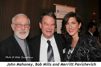 Blog 10 - John Mahoney, Bob Mills and Merritt Pavichevich