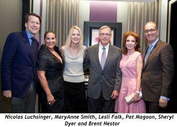 Blog 2 - Nicolas Luchsinger, MaryAnne Smith, Lesli Falk, Pat Magoon, Sheryl Dyer, Brent Nestor