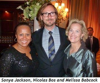 Blog 10 - Sonya Jackson, Nicolas Bos and Melissa Babcock