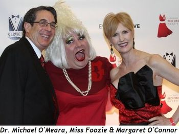 Blog 3 - Dr. Michael O'Meara, Miss Foozie and Margaret O'Connor