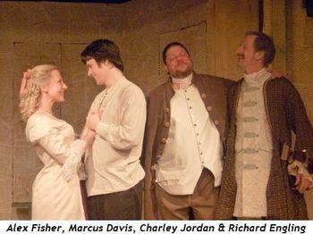 Blog 1 - Alex Fisher, Marcus Davis, Charley Jordan, Richard Engling