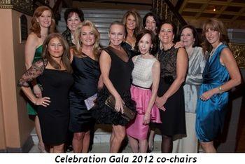 Blog 3 - Celebration Gala 2012 co-chairs