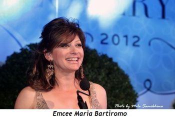 Blog 2 - Emcee Maria Bartiromo