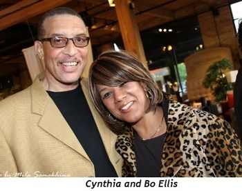 Blog 5 - Cynthia and Bo Ellis