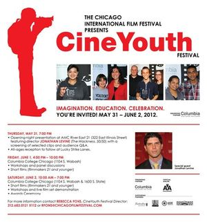 CineYouth Fest Invite
