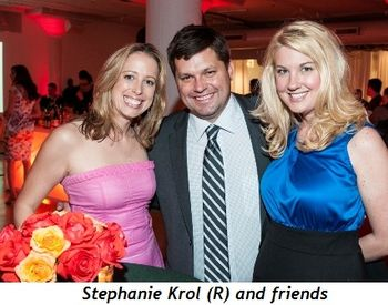 Blog 12 - Stephanie Krol (R) and friends
