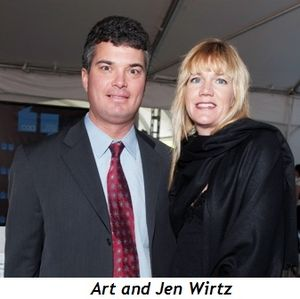 Blog 4 - Art and Jen Wirtz