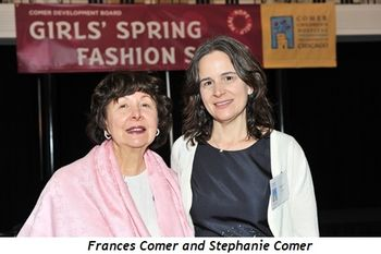 Blog 1 - Frances Comer and Stephanie Comer