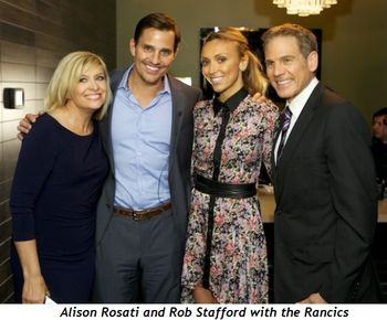 Blog 3 - Alison Rosati, Rancics and Rob Stafford