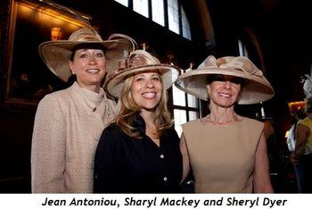 Blog 4 - Jean Antoniou, Sharyl Mackey and Sheryl Dyer