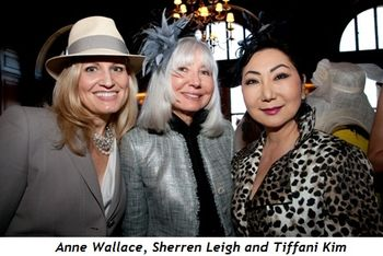 Blog 6 - Anne Wallace, Sherren Leigh and Tiffani Kim