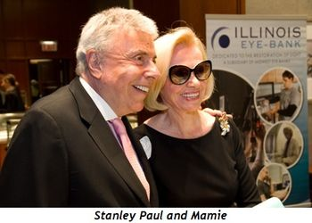 Blog 1 - Stanley Paul and Mamie