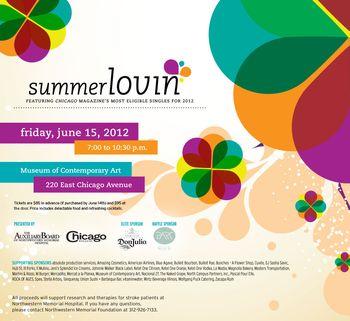 Summer Lovin' Invite