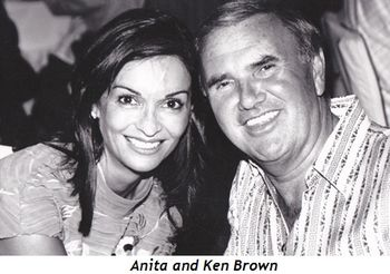Anita and Ken Brown