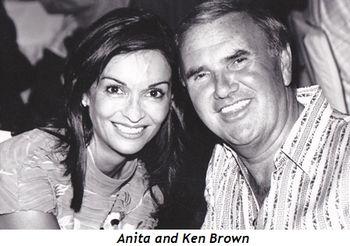 Anita and Ken Brown