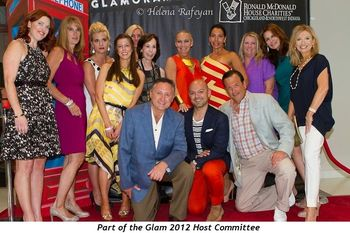 Blog 2 - Part of the Glam 2012 Host Committee