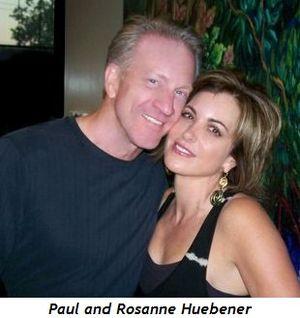 Blog 5 - Paul and Rosanne Huebener