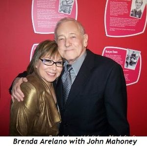 Blog 4 - Brenda Arelano with John Mahoney