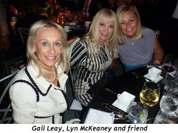 Blog 11 - Gail Leahy, Lyn McKeaney and friend