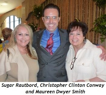 Blog 2 - Sugar Rautbord, Christopher Clinton Conway and Maureen Dwyer Smith