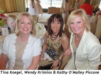 Blog 3 - Neiman's Tina Koegel, Wendy Krimins and Kathy O'Malley Piccone