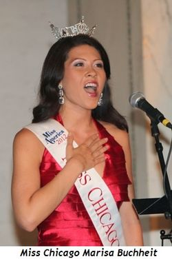Blog 4 - Miss Chicago Marisa Buchheit