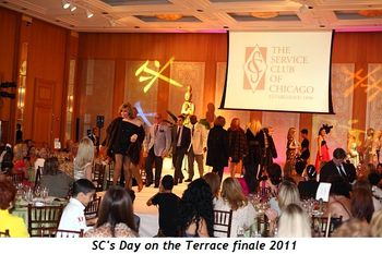 Blog 1 - SC's Day on the Terrace finale 2011