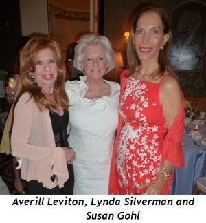 Blog 6 - Averill Leviton, Lynda Silverman and Susan Gohl