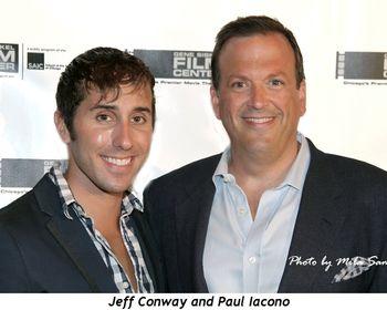 Blog 13 - Jeff Conway and Paul Iacono