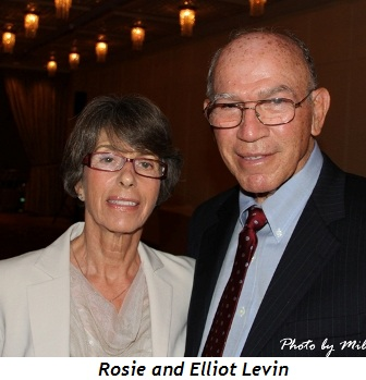 Blog 16 - Rosie and Elliot Levin (Susan's parents and Robert Downey, Jr.'s in-laws)
