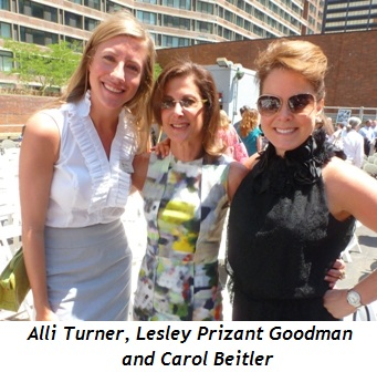 Blog 7 - Alli Turner, Lesley Prizant Goodman and Carol Beitler